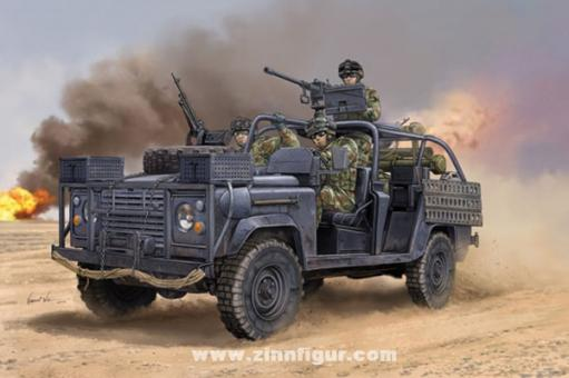 Ranger Special Operation Vehicle mit MG