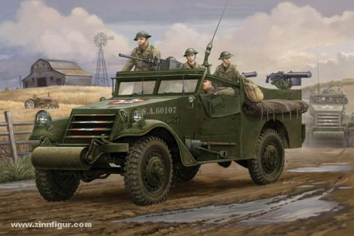 """M3A1 Scout Car """"White"""" Early Version"""