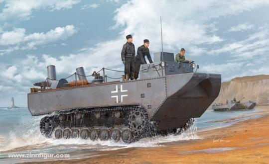 Land-Wasser-Schlepper II-Prototyp