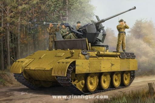 Panther Ausf.D Bergepanther