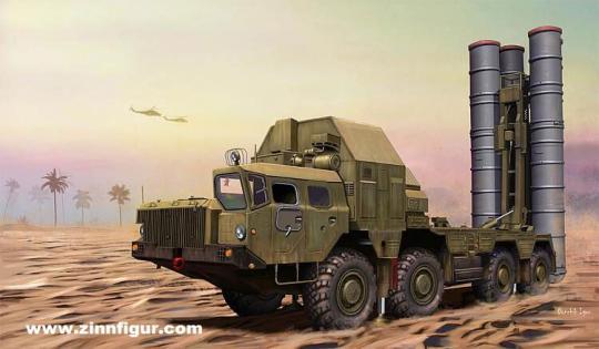 48N6E of 5P85S TEL S-300PMU SA-10 Grumble