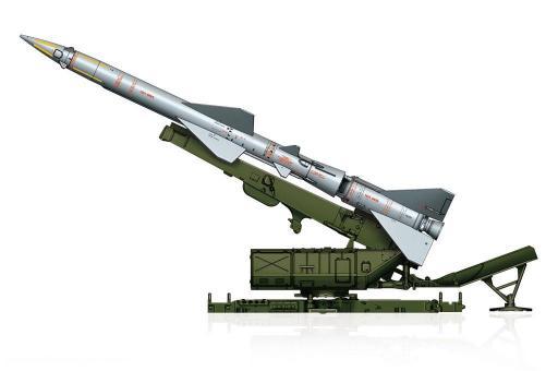 SAM-2 Raketenstarter