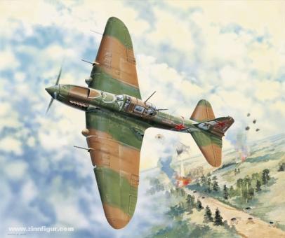 IL-2M3 Bodenkampfflugzeug
