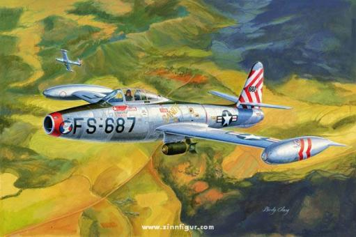 F-84E Thunderjet