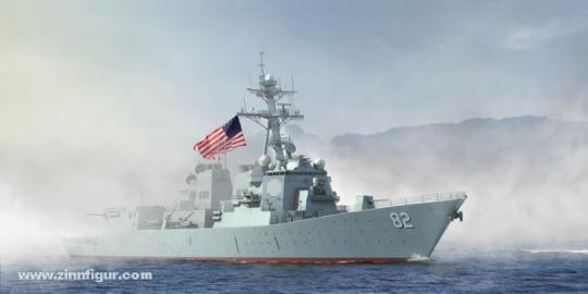 Zerstörer USS Lassen DDG-82