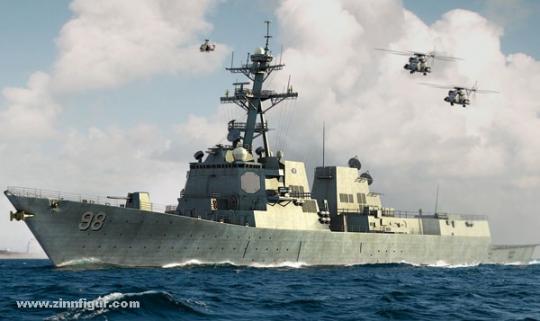 USS Forrest Sherman DDG-98