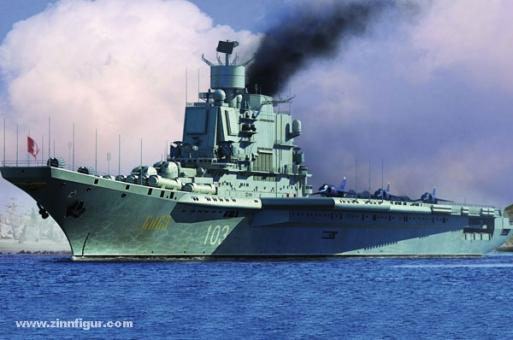 Sowjetischer Flugzeugträger Baku