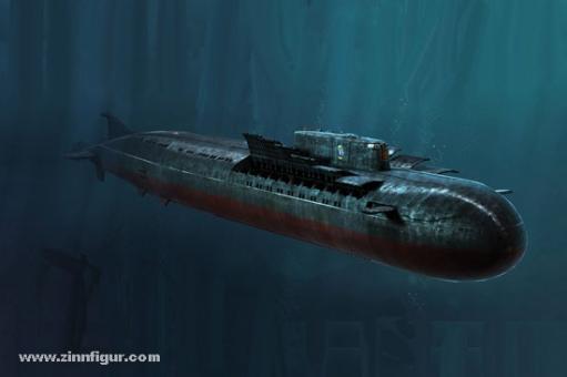 SSGN Oscar II U-Boot