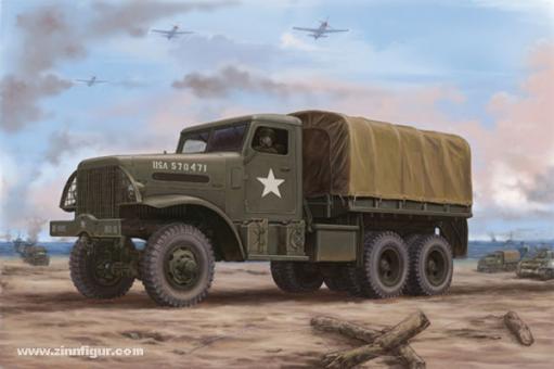 Corbitt White 6 ton Truck 6x6