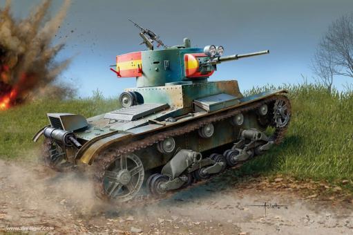T-26 Modell 1936/1937
