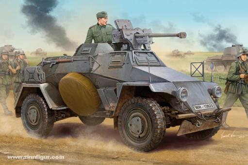 Sd.Kfz. 221 Panzerspähwagen früh