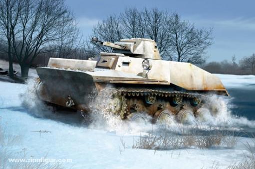 T-40 Leichter Panzer