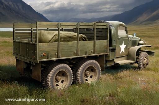 US GMC CCKW-352 Lkw (Holz)