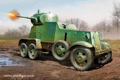 BA-3 Panzerwagen