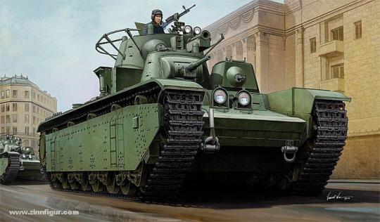 T-35 Modell 1938/39