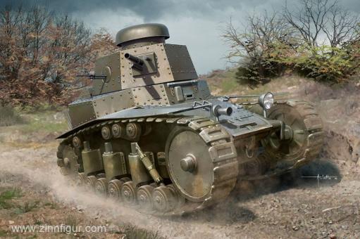 T-18 Modell 1927 Leichter Panzer