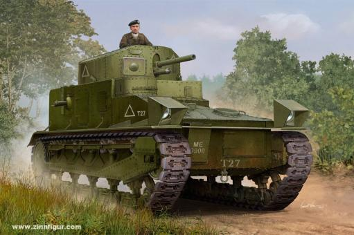 Vickers Medium Tank Mk.I
