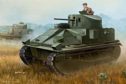Vickers Medium Tank Mk.II