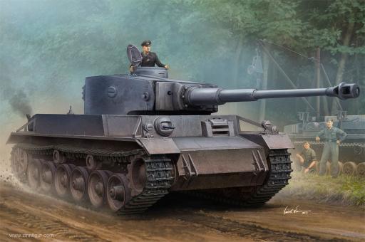VK.3001(P) Panzer