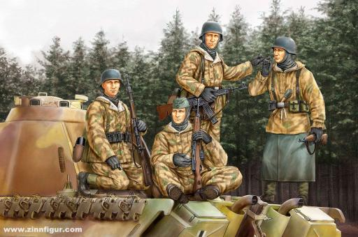 Deutsche Panzergrenadiere Teil 1