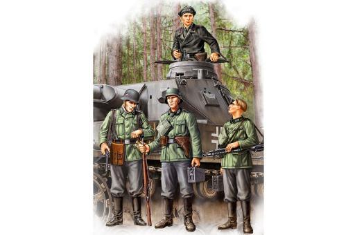 German Infantry Set 1 - Early