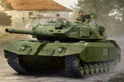 Leopard C1A1