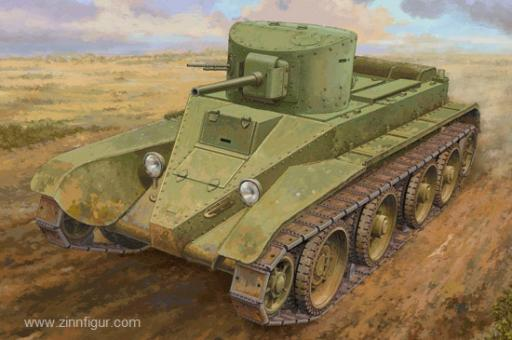 BT-2 Mittlerer Panzer