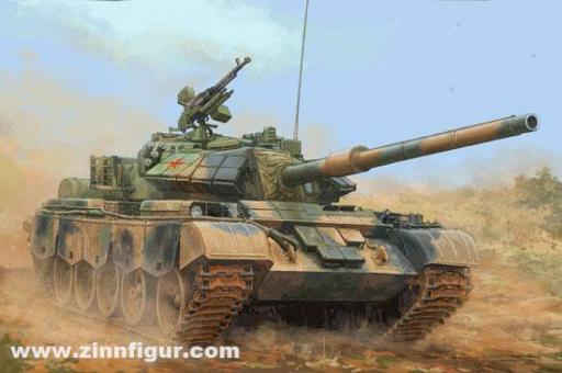 PLA 59-D Panzer