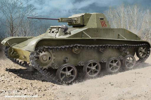 T-60 Leichter Panzer