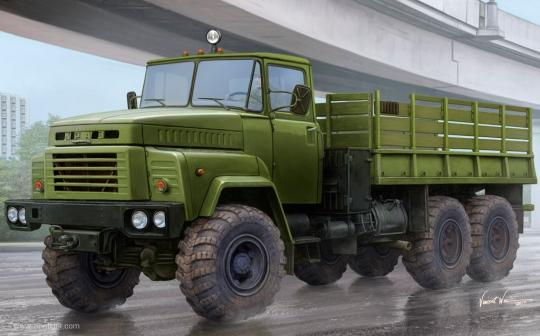 KrAZ-260 Lkw
