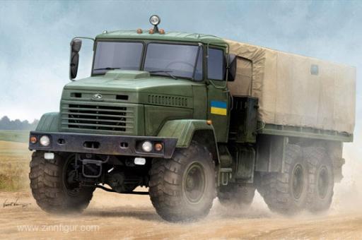 """KrAZ-6322 """"Soldier"""" Lkw"""