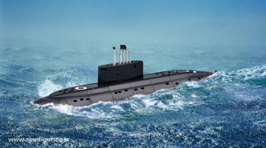 Kilo Klasse U-Boot