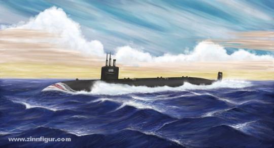 Los Angeles submarine SSN-688