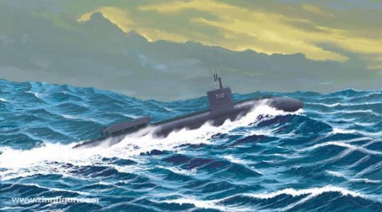 Greeneville submarine SSN-772