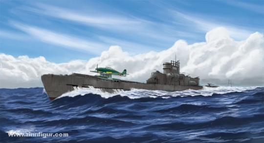 U-Boot der I-400 Klasse