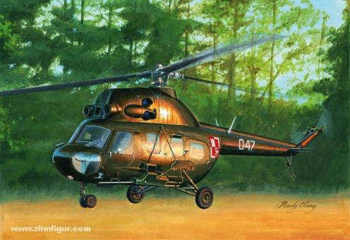 Mi-2US Gunship Variant