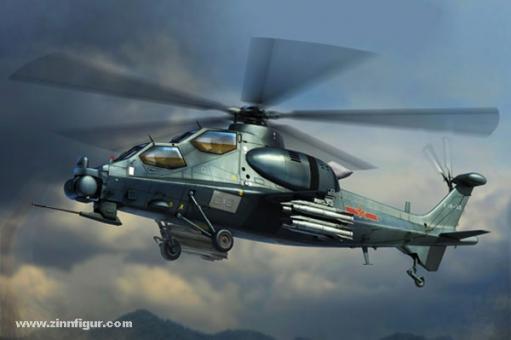Z-10 Kampfhelikopter