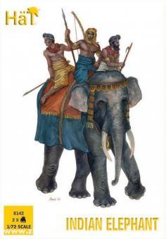 Indischer Kriegselefant