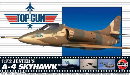 """A-4 Skyhawk """"Jester's"""" - Top Gun"""