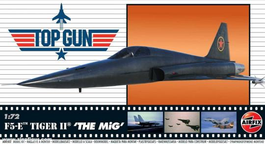"F-5E Tiger II ""The Mig"" - Top Gun"