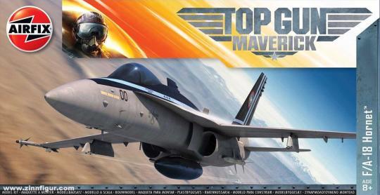 """F/A-18 Hornet """"Maverick's"""" - Top Gun"""