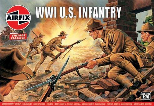 US Infanterie - Erster Weltkrieg - Vintage Classics