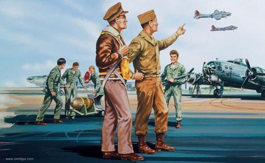 USAAF Personal - Vintage Classics