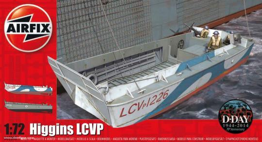 Higgins LCVP Landungsboot