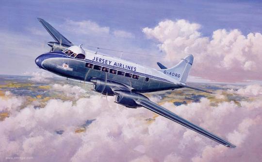 de Havilland Heron Mk.II - Vintage Classics