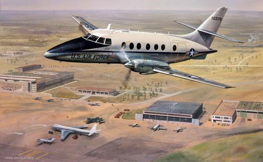 Handley Page Jetstream - Vintage Classics