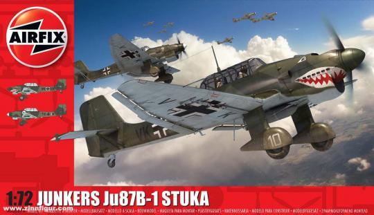 Ju 87B-1 Stuka