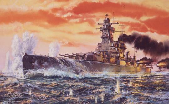 Graf Spee - Vintage Classics