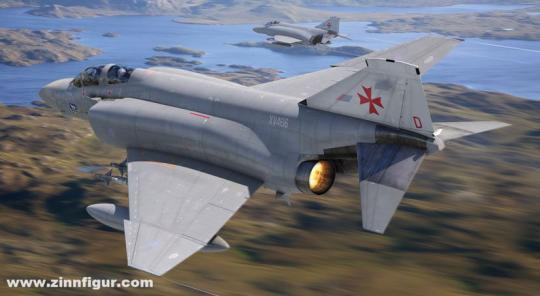 """FG.1 Phantom """"RAF"""""""