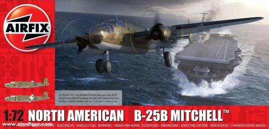 "North American B-52B Mitchell ""Doolittle Raid"""